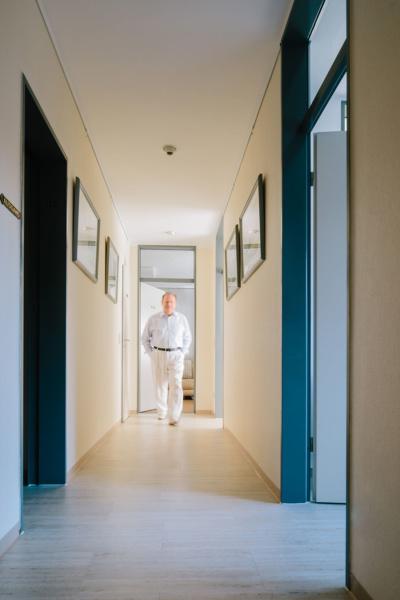 Hausarzt Geretsried - Kőrössy - Praxis - Behandlungsräume